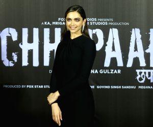 English activist & acid attack survivor Katie Piper praises Deepika's 'Chhapaak'