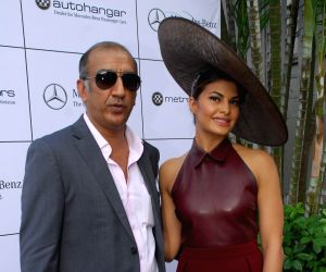 Jacqueline Fernandez at Metro Motors Auto Hanger Sir H M Mehta Million trophy