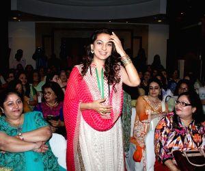 Juhi Chawla celebrated Women's day with Shaila Welfare Trust