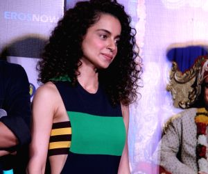 Trailer launch of film Tanu Weds Manu Returns