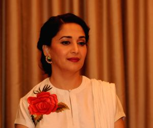 Madhuri Dixit and Terence Lewis launch contemporary dance festival