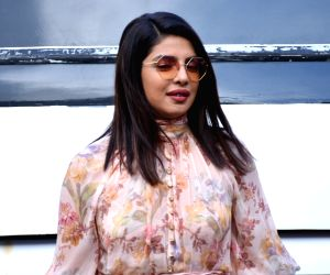 Priyanka Chopra pitches herself as first female James Bond