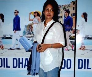 Screening of the film Dil Dhadakne Do