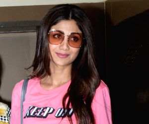 Shilpa Shetty is all praise for Shiamak Davar