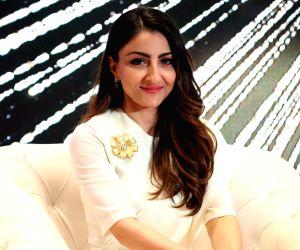 Mumbai: Actress Soha Ali Khan at 'Inspire Spiritual and Wellness' Awards in Mumbai, on April 27, 2019. (Photo: IANS)