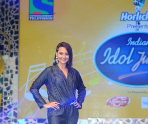 Press conference of Indian Idol Junior