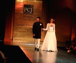 Celebs attend Shabana Azmi's Mijwan fashion show