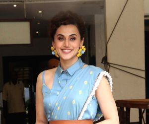 Taapsee thanks Anubhav for making her believe in her choices