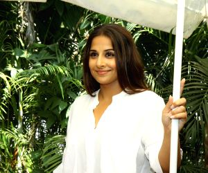 Vidya Balan attends Mukesh Chhabra's casting workshop