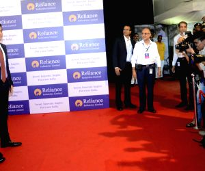 41st AGM of Reliance Industries Ltd