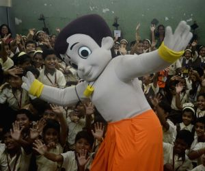 Chhota Bheem to go the 'Aladdin', 'Jungle Book' way