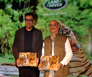 Launch of book Tracking the Tiger