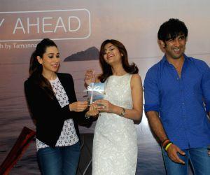 Karisma Kapoor launches Tamanna C's book The Way Ahead