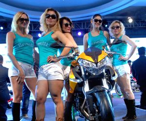 Benelli-DSK Motowheels launch superbikes