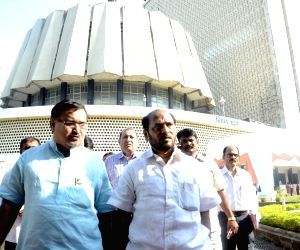 Prakash Mehta, and Ramdas Kadam at Maharashtra Assembly