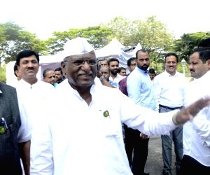 BJP legislator Haribhau Bagde at Maharashtra Assembly
