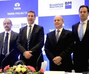 Tata Projects-Brookfield Multiplex tie-up