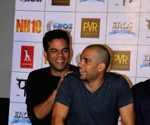 Trailer launch of film NH10