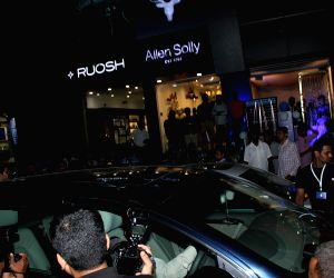 Opening of Shuddha Salon and SPA