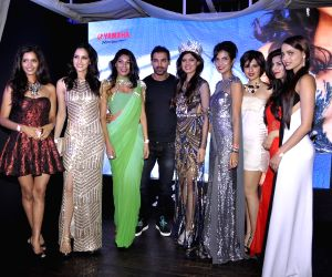 Launch of Yamaha Fascino 2015 calendar