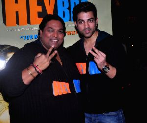 Trailer launch of film 'Hey Bro