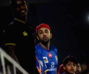 ISL - Mumbai City FC Vs Kerala Blasters FC - Ranbir Kapoor
