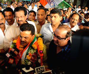 Sanjay Nirupam becomes new Mumbai Congress chief