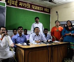 Mumbai Dahi handi organisers' press conference