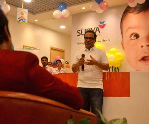 Govinda, Shaan participate walkathon on Children's Day