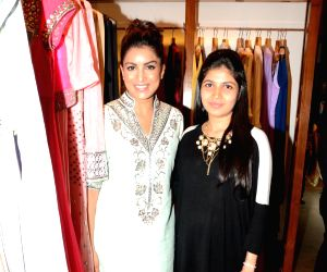 Kanika Kedia launches her Spring Summer collection 2015