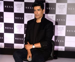 Manish Malhotra during a programme