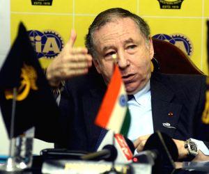 FIA president's press conference