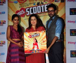 Music launch of film Mrs Scooter