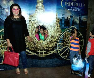 Special screening of film Cinderella