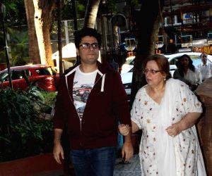 Condolence meeting of Amit Mehra