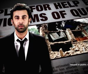 Karan Johar, Ranbir Kapoor urge people to donate towards relief of Nepal earthquake victims