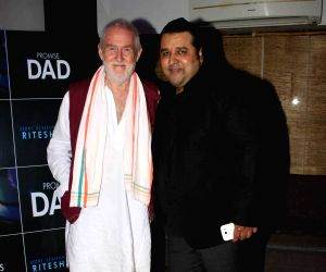 Trailer launch of film Promise Dad