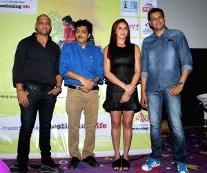 Trailer launch of film Barefoot to Goa