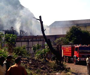 Fire broke out at Chitra studio