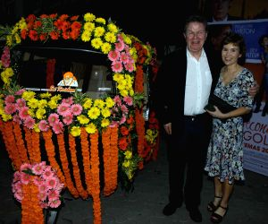 Special screening of Hollywood film The Second Best Exotic Marigold Hotel