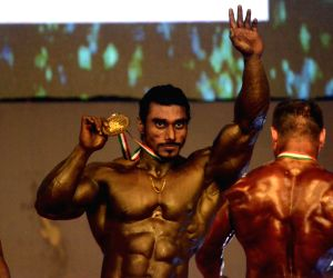 Indian bodybuilder wins gold in 6th World Bodybuilding and Physique Sports Championship 2014