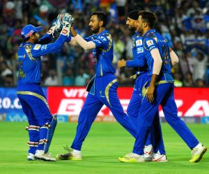 IPL - Rising Pune Supergiants vs Mumbai Indians