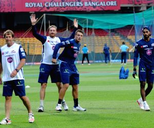 Practice session - Mumbai Indians