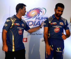 Mumbai Indians' press conference