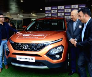 TATA Motors' Harrier SUV to be lead brand for IPL 2019