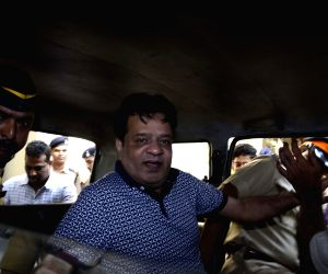 Iqbal Kaskar produced before a court