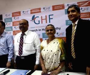 Research in Homeopathy - press conference