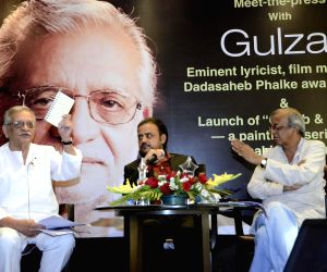 "Launch of a ""Ghalib and Gulzar"" paintings' series"