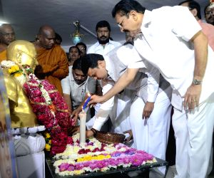 Maharashtra CM pay tribute to Baba Saheb Dr. BR Ambedkar