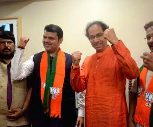 Maharashtra: BJP-Shiv Sena script spectacular saffron success